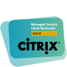 Managed Service Citrix Netscaler Gold