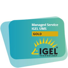 Managed Service IGEL UMS Gold