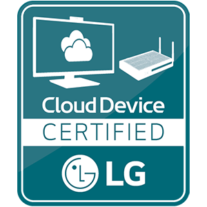 LG Cloud Device Certified